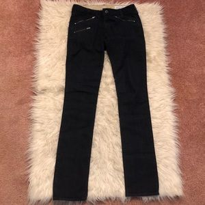 Rag & Bone Straight Leg Jeans Handmade In NY